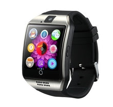 Load image into Gallery viewer, Newest Q18S Smart Wrist Watch  compatible with Samsung,Xiaomi huaiwei,IPHONE. Android,ios Smartphones iPhone