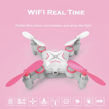 Load image into Gallery viewer, 901/901S RC Mini Drone with Camera Foldable Quadcopter WiFi FPV Real Time Video Photo Gift for Children
