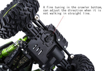 Load image into Gallery viewer, RC Car with Two Battery 4WD 2.4Ghz 1/18 Crawlers Off Road Vehicle Toy Remote Control