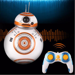 17cm Star Wars RC 2.4G BB Robot upgrade remote control