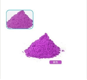 50G/bag Hot sale dynamic educational Amazing No-mess Indoor Magic Play Sand Children toys Mars space sand