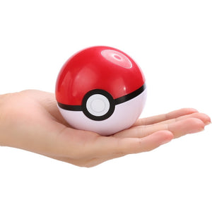 Anime Pokemon Pikachu Pokeball Cosplay Pop-up Poke Ball Gift Kid Children Fun Toys 7cm 2 Types (size 1 :Pokeball, size 2:Pokebal