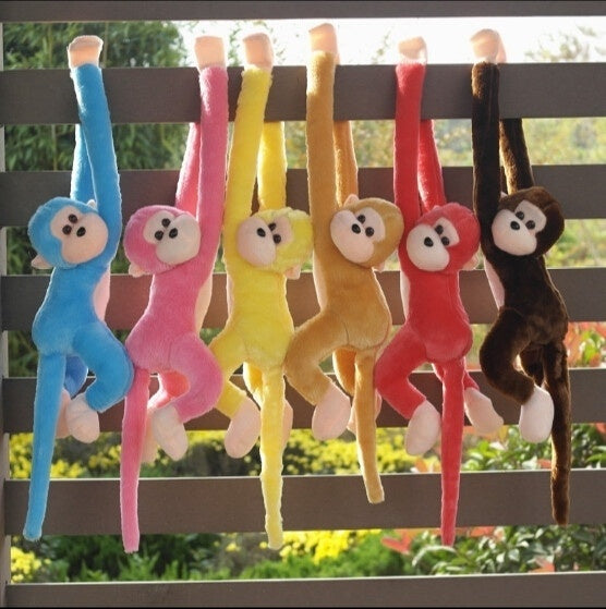 Hot Sale Cute Monkey Soft Toys Animal Doll Baby Kids Children Birthday Gift GTS soft
