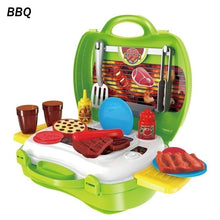 Load image into Gallery viewer, 9 types Children DIY Play House Toy Role Play Toy Set Kids Gifts