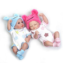 "Load image into Gallery viewer, 10"" 25cm Reborn Baby Dolls"