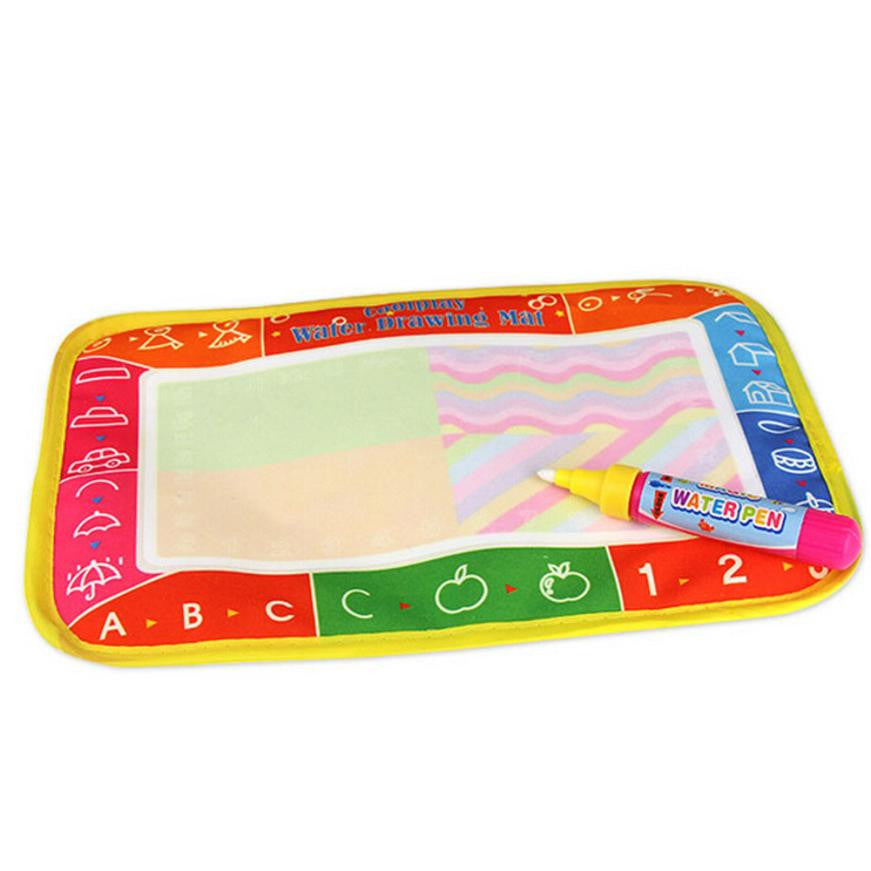 Drawing Toys Water Drawing Mat Doodle With Magic Pen Non-toxic Drawing Board Aqua doodle Educational toys for children