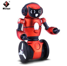 Load image into Gallery viewer, Original WLtoys F1 2.4G RC Robot Toys 3-Axis Gyro Intelligent Gravity sensor Intelligent Balance RC Smart Robot Kids Toy