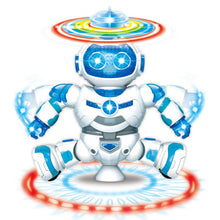 Load image into Gallery viewer, Electronic Walking Dancing Smart Space Robot Astronaut Kids Music Light Toys
