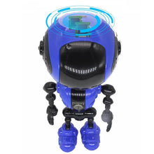 Load image into Gallery viewer, USB Sensing Multi-function Music Smart Mini Alloy Robot Kids Toy Gift