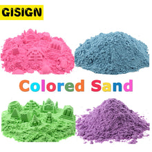 Load image into Gallery viewer, 300g/Bag Magic Sand Toys Super Colored Dynamic Sand Indoor Arena Play Sand Educational Clay Kids Toys for Children