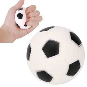 Football Squishies Charm Slow Rising Cream Scented Stress Relief Toy Gifts