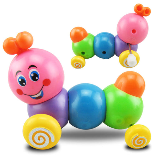 Kids Baby Puzzle Fun Cochoin Developmental Toy Retractable Twist Toys Gift
