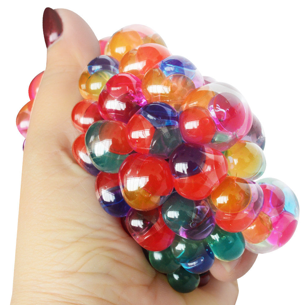Anti Stress Hand Wrist Toy Balls Stress Relief toy Healthy Venting Ball