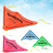 Load image into Gallery viewer, Kids Paragliding Flying Hang Glider Set Launch Catapult Slingshot Outdoor Toy