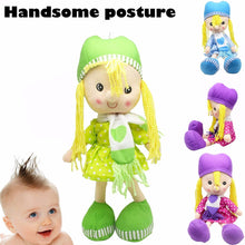 Load image into Gallery viewer, Plush Toy Cute Dolls Soft Lifelike Cloth Dolls Baby's Little Partner Stuffed Toy