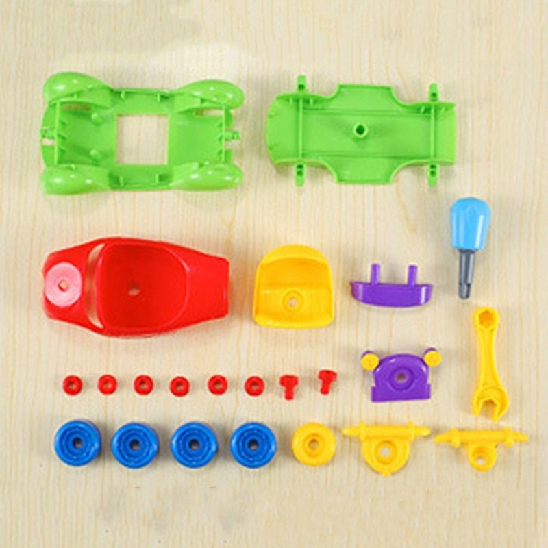 1 Pcs Kids Children Creative Disassembling Truck Toy Children's Educational Cars Puzzle Gift Toy