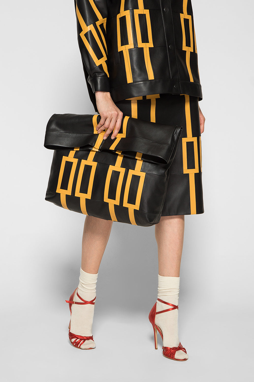 ARTDECO PATCHWORK BAG