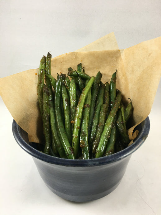 Garlicky Asian Green Beans