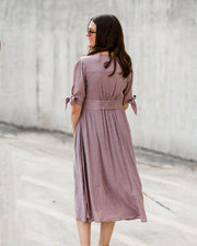 Lavender Fields Dress