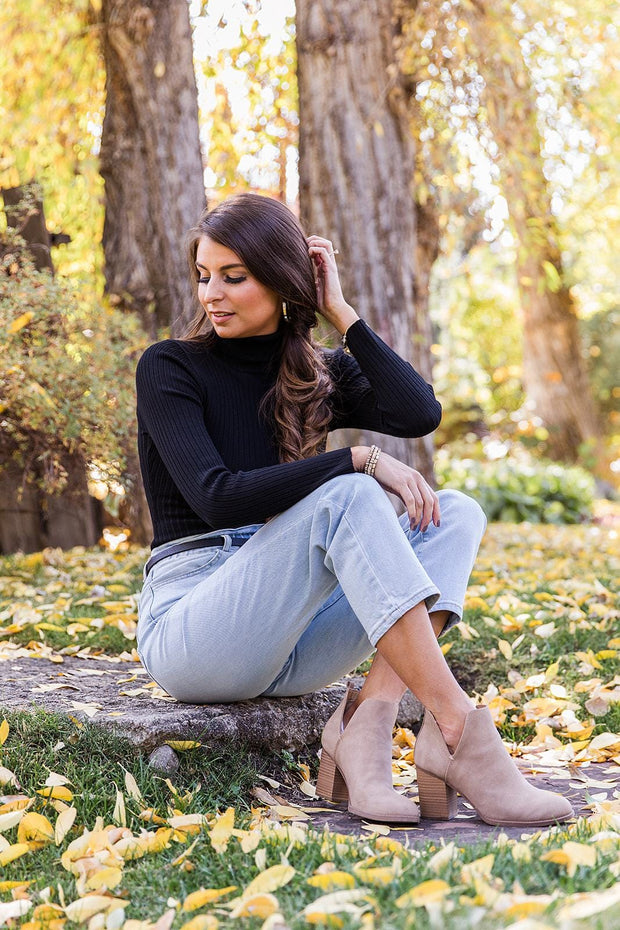 SIMPLY DARLINGS X LINC BOUTIQUE Denver Booties
