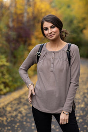 SIMPLY DARLINGS X LINC BOUTIQUE So Basic Top