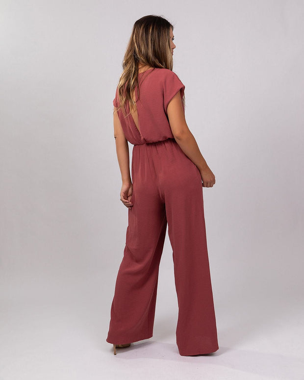 SIMPLY DARLINGS X LINC BOUTIQUE Simply Darling Jumpsuit