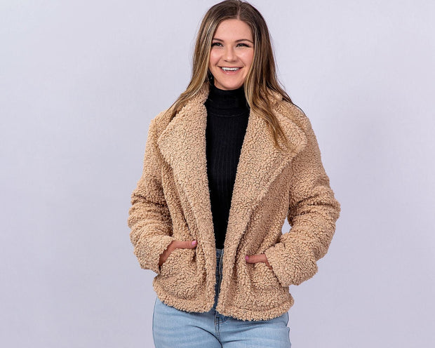 SIMPLY DARLINGS X LINC BOUTIQUE Aspen Jacket