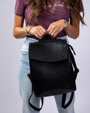 SIMPLY DARLINGS X LINC BOUTIQUE The Traveler Backpack