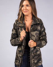 Camo Is My Color Jacket