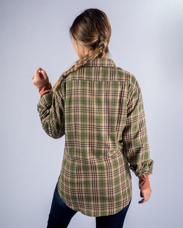 No Limits Flannel