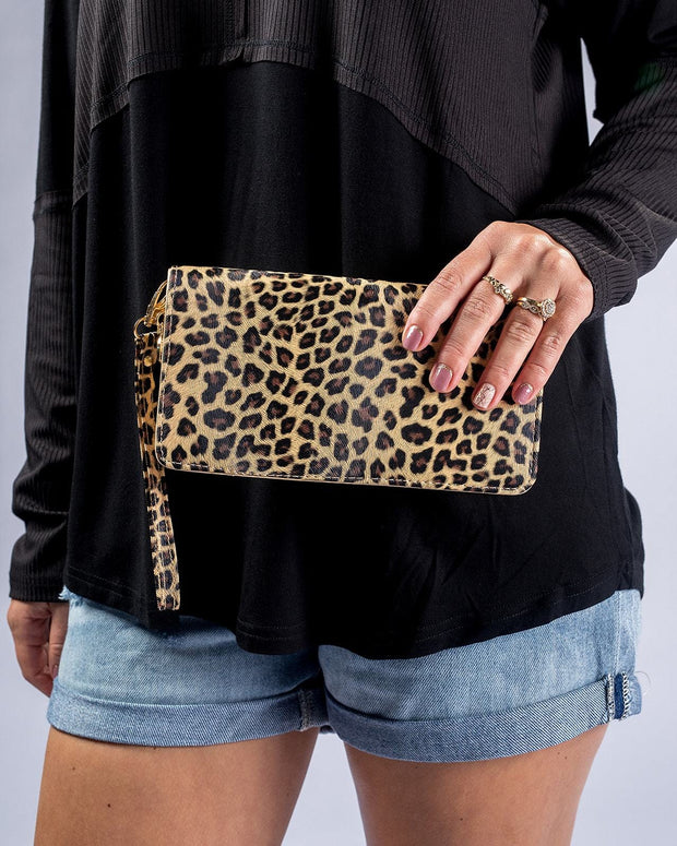 Cheetah On Wallet