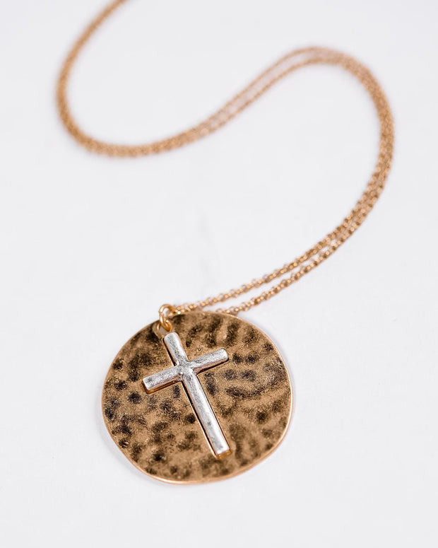 Gotta Have Faith Necklace