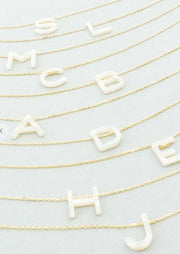 SIMPLY DARLINGS X LINC BOUTIQUE Say My Name Necklace