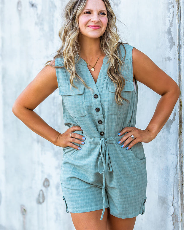 Gotta Have It Romper