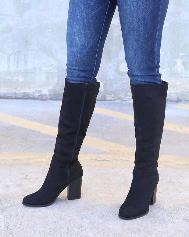 Walking Tall Boots