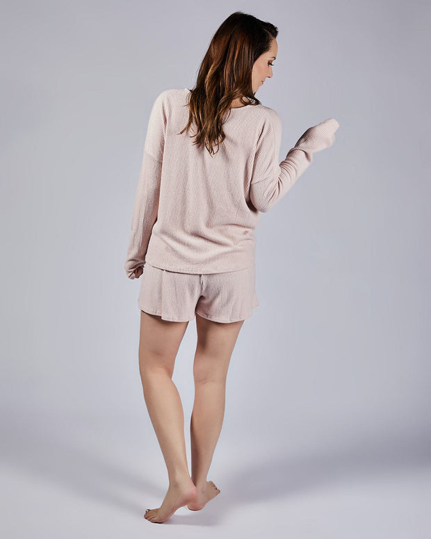 Sleepy Mornings Sleepwear Set