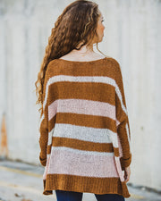 Let's Grab Coffee Sweater