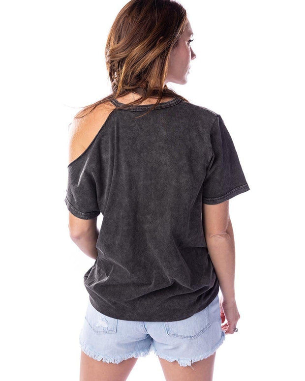 On The Edge Mineral Wash Top