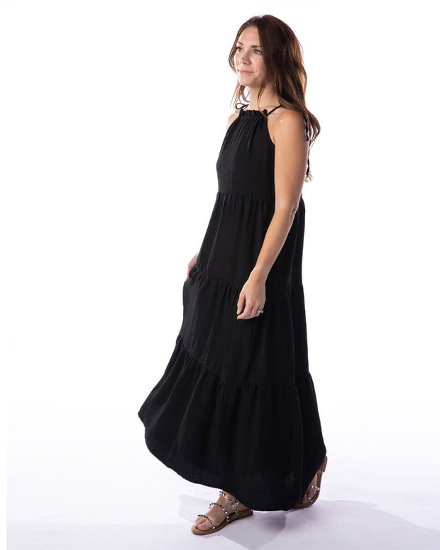 Flash Forward Tiered Maxi