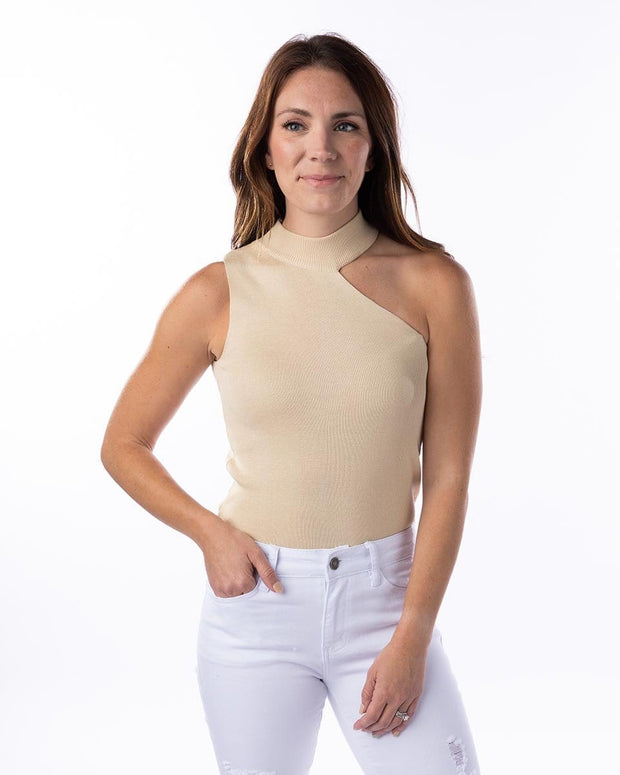Step Ahead Asymmetrical Tank