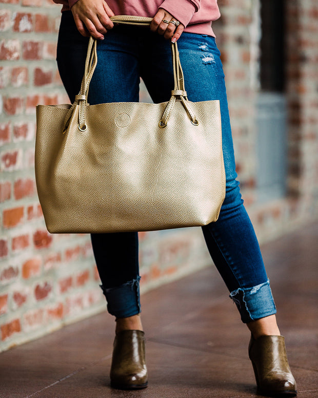 Miss Independent Tote Bag