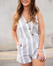 Smooth Sailing Romper