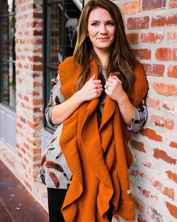 Wrap Me Up For Fall Scarf