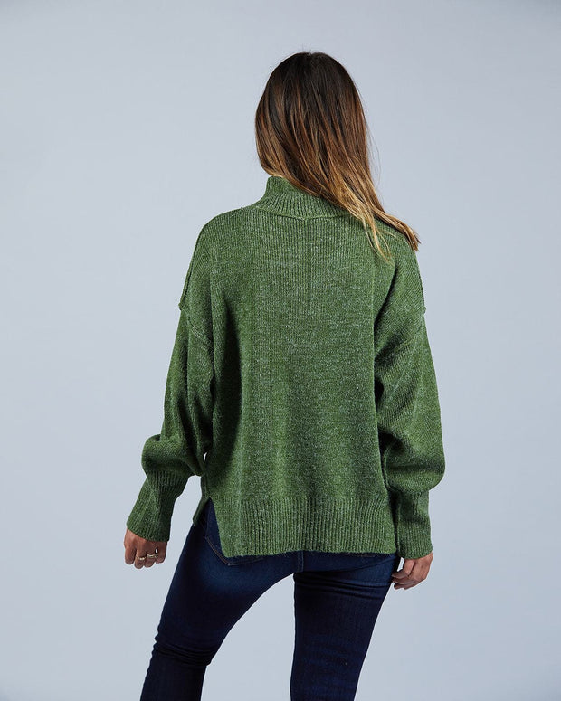 Unbe-leaf-able Sweater
