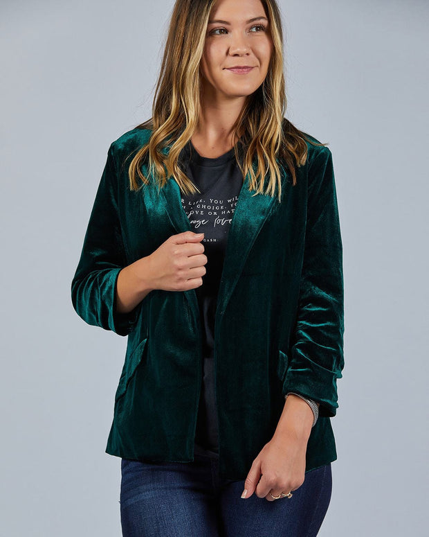 Mix and Mingle Blazer