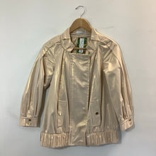 Load image into Gallery viewer, Badgley Mischka Tan Jacket Size Small