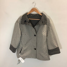 Load image into Gallery viewer, Akris Black Reversible Jackets Size 14 NWT