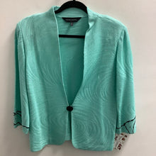 Load image into Gallery viewer, Ming Wang Green Blazer Size Small