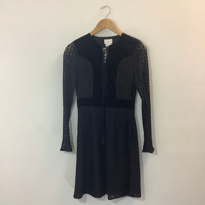 Foxiedox Black Dress Size Small