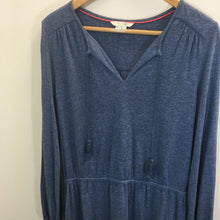 Load image into Gallery viewer, Boden Blue Dress Size 12